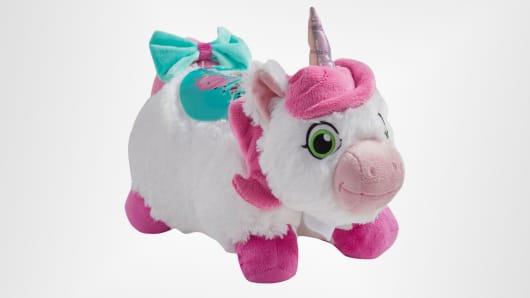Nickelodeon Nella Princess Knight Pillow Pets Sleeptime Lites