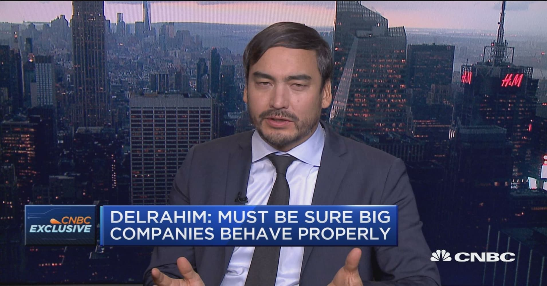 Columbia Law School's Tim Wu says big tech companies stifle innovation in US
