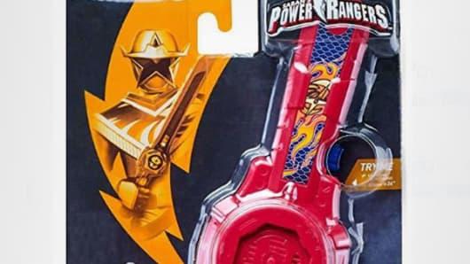 Power Rangers Super Ninja Steel Superstar Blade