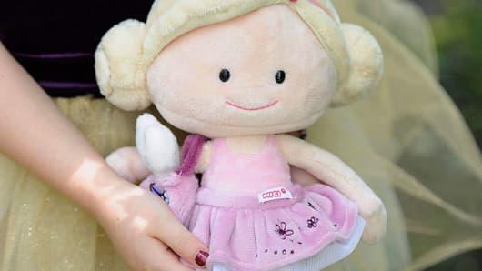 H/O: Nici Wonderland Doll: Miniclara the Ballerina
