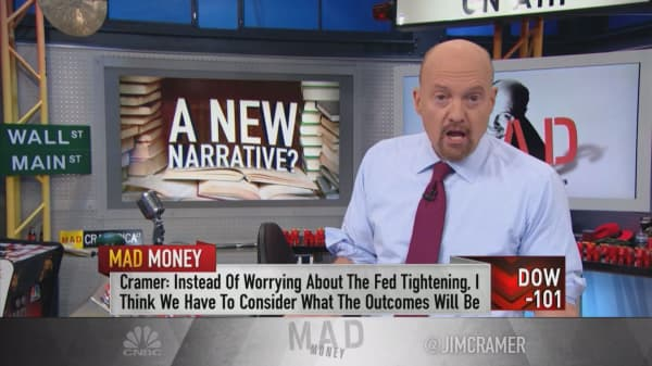 'It would be crazy' for the Fed to ignore these key slowdown signals: Cramer