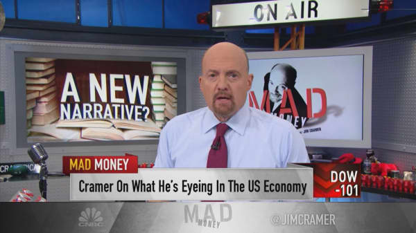'Would be crazy' for Fed to ignore key slowdown signals: Cramer