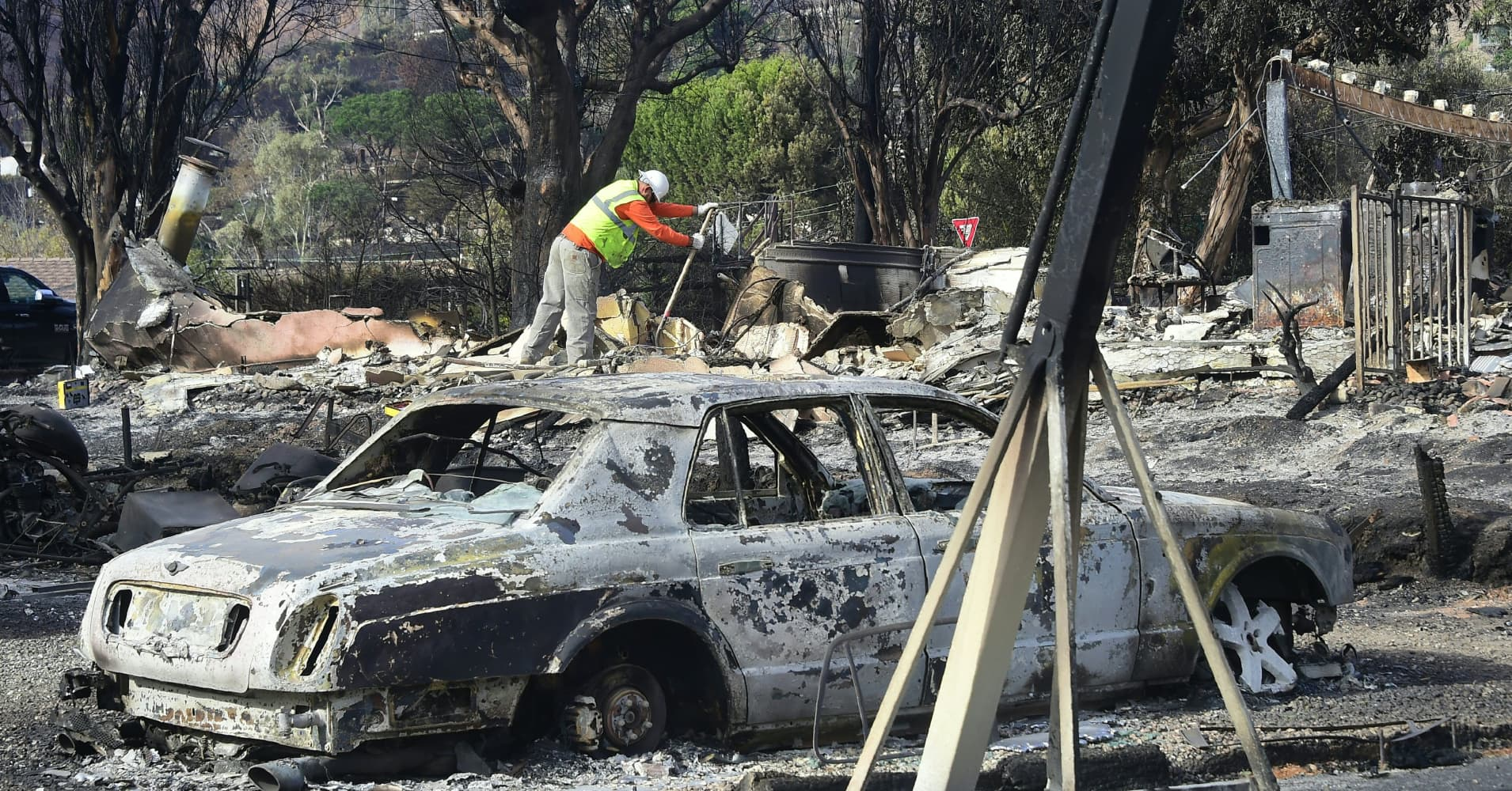 Death toll climbs to 48 in California's most lethal wildfire disaster