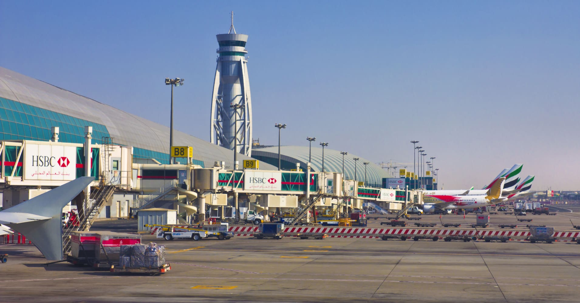 Dubai airport is on its way to receiving its 1 billionth passenger