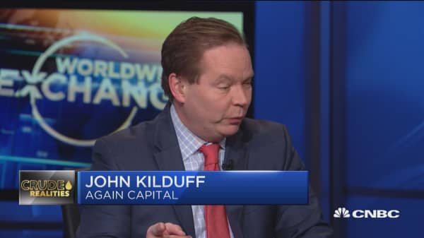 Kilduff:  Skeptical about OPEC proposal to cut output