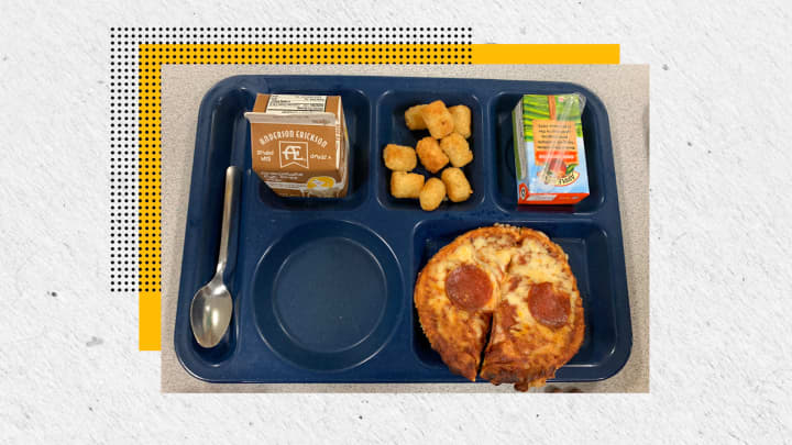 Here's who gets rich from school lunch