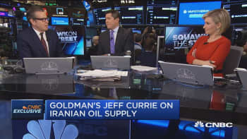 Full interview with Jeffrey Currie of Goldman Sachs