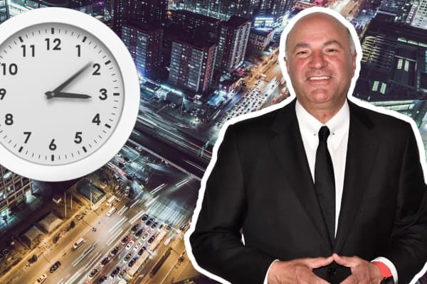 Kevin O'Leary: Get ready to work 25 hours a day to become successful in business