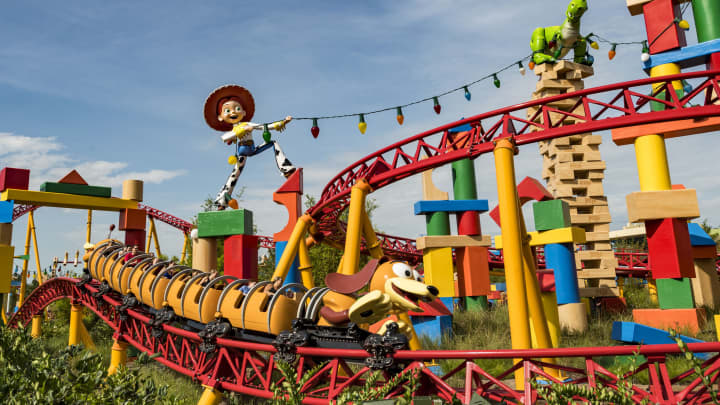 New Toy Story Land at Disney's Hollywood Studio