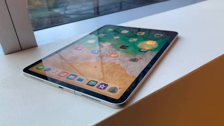 The new 11-inch iPad Pro
