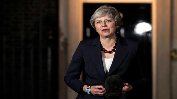 Theresa May on Brexit: Withdrawal agreement best we could negotiate
