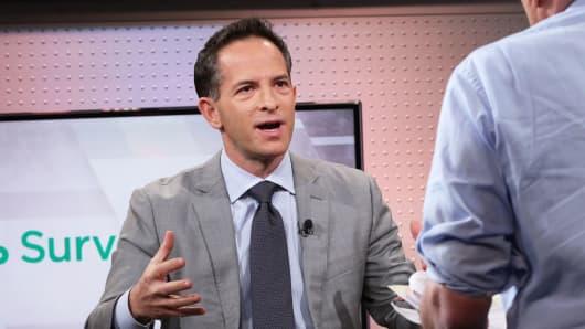 Zander Lurie, CEO, SurveyMonkey