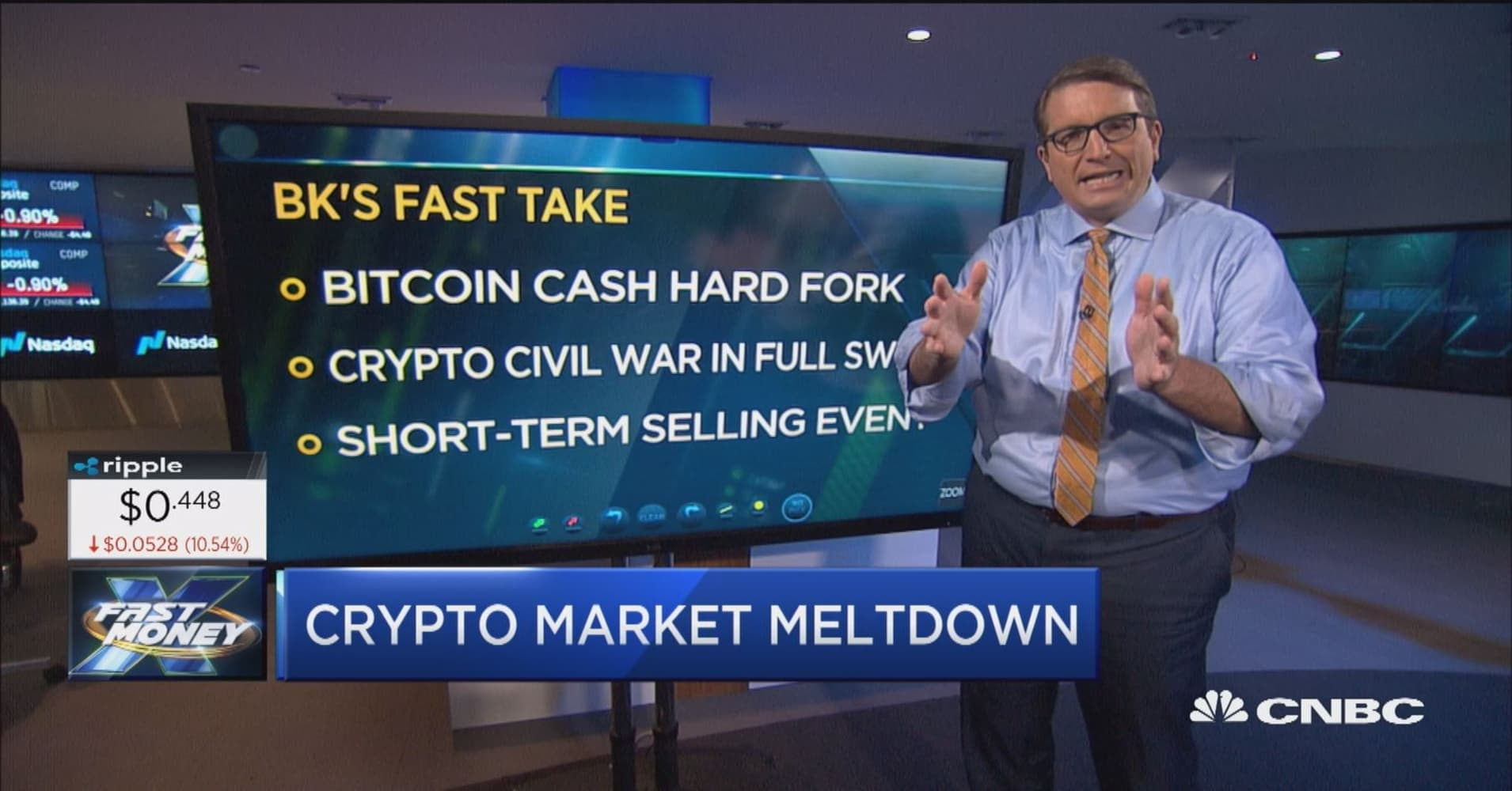 BITCOIN FLASH BRIEFING - Cover