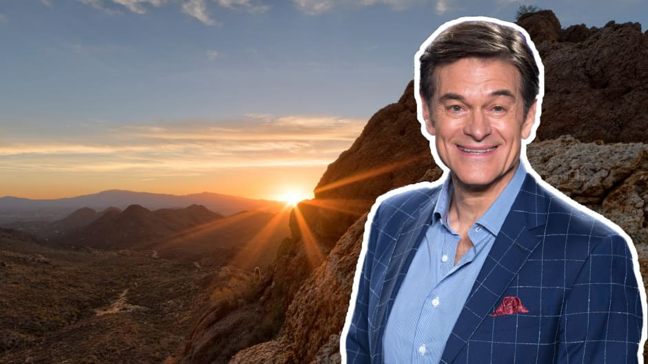 Dr. Oz: This is my daily routine