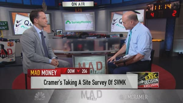 SAP-Qualtrics deal 'validated just how big this category is': CEO of SurveyMonkey parent
