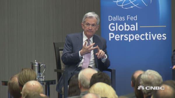 :Fed Chair Powell