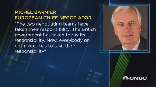 Concern among EU member states that Brexit deal gives British businesses unfair advantage