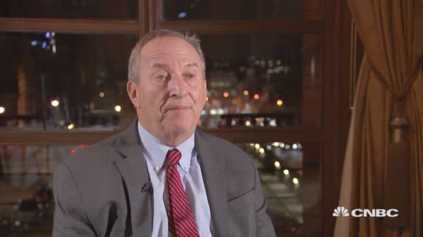 Summers: Three reasons why the Fed should be careful