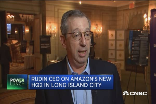 Experts discuss Amazon HQ2, interest rates at NYU's Capital Markets in Real Estate conference