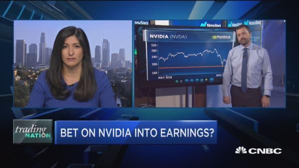 Trading Nation: Nvidia ahead of earnings