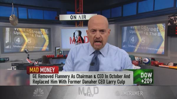 The analysts that got it right and the CEOs that got it wrong: Cramer's GE retrospective