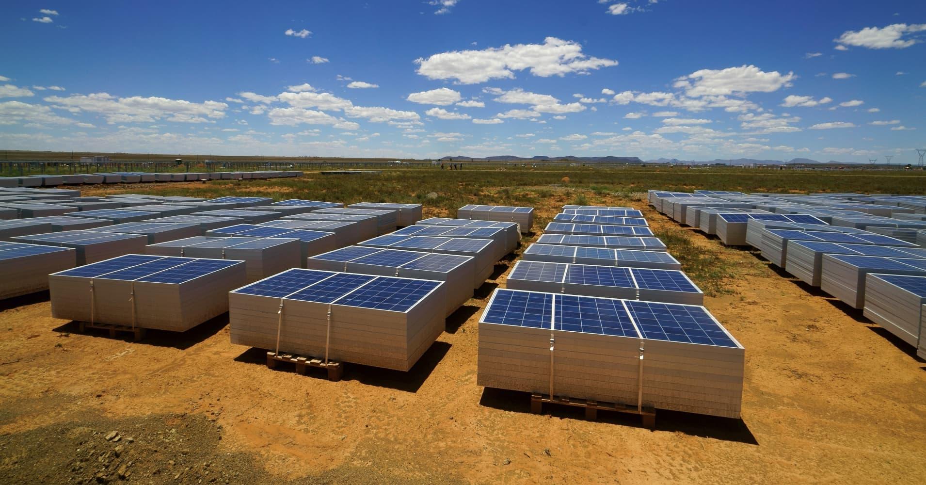 Energy powerhouse Equinor buys minority stake in Scatec Solar