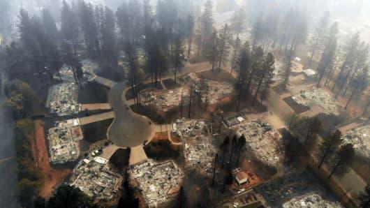 Fire Plagued Ca Won T Let Insurers Cram Through Big Rate