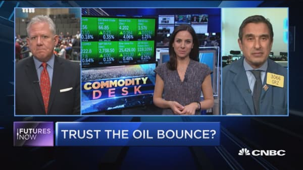 Futures Now: Trust the oil bounce?