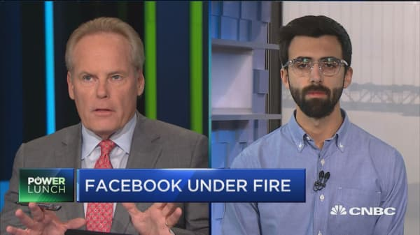 Mark Zuckerberg holds power that is 'unprecedented' in modern history, NYT writer says