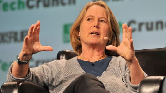 Senior Vice President at Google Diane Greene