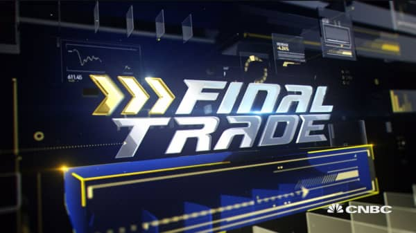 Final Trades: PYPL, KO & more