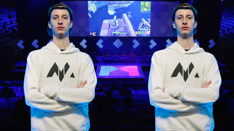 This 19-year-old video gamer won $250,000 playing 'Fortnite'