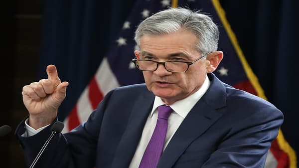 The Fed will 'definitely blink' when it comes to rate hikes, says Jim Grant