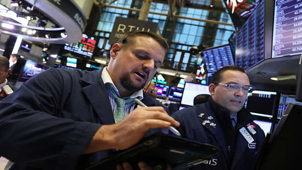 Former Twitter CEO breaks down tech's sharp sell-off