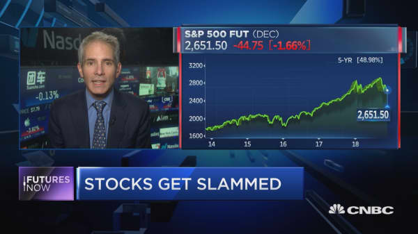 'I'm a stubborn bull,' Blackstone's Joe Zidle predicts stock market turnaround