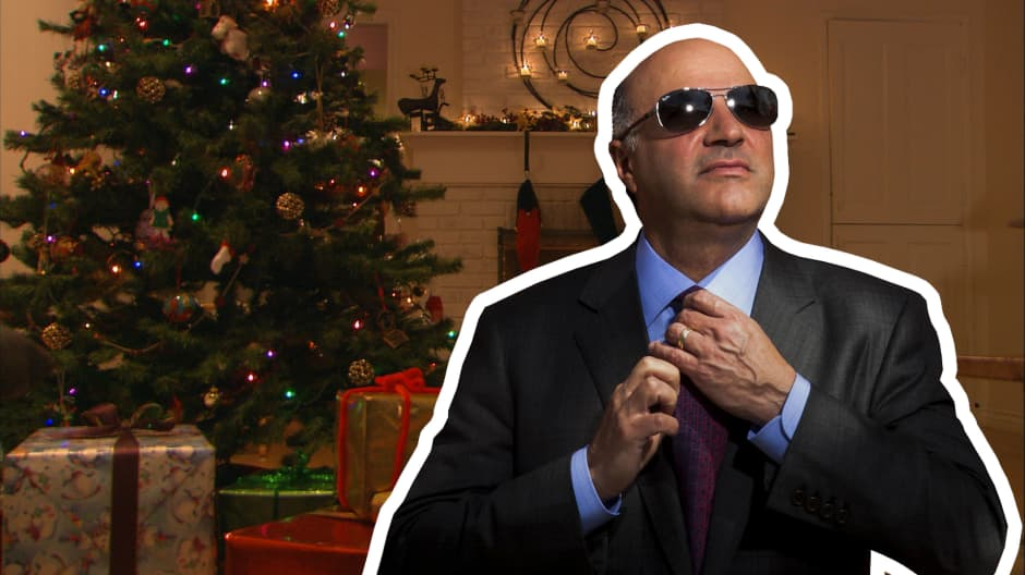 Kevin O'Leary's Go-To Holiday Gift