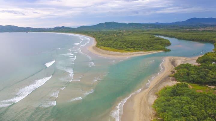 Tamarindo Wildlife Refuge in Costa Rica