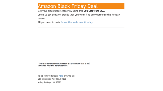 How to protect yourself against Black Friday and Cyber
