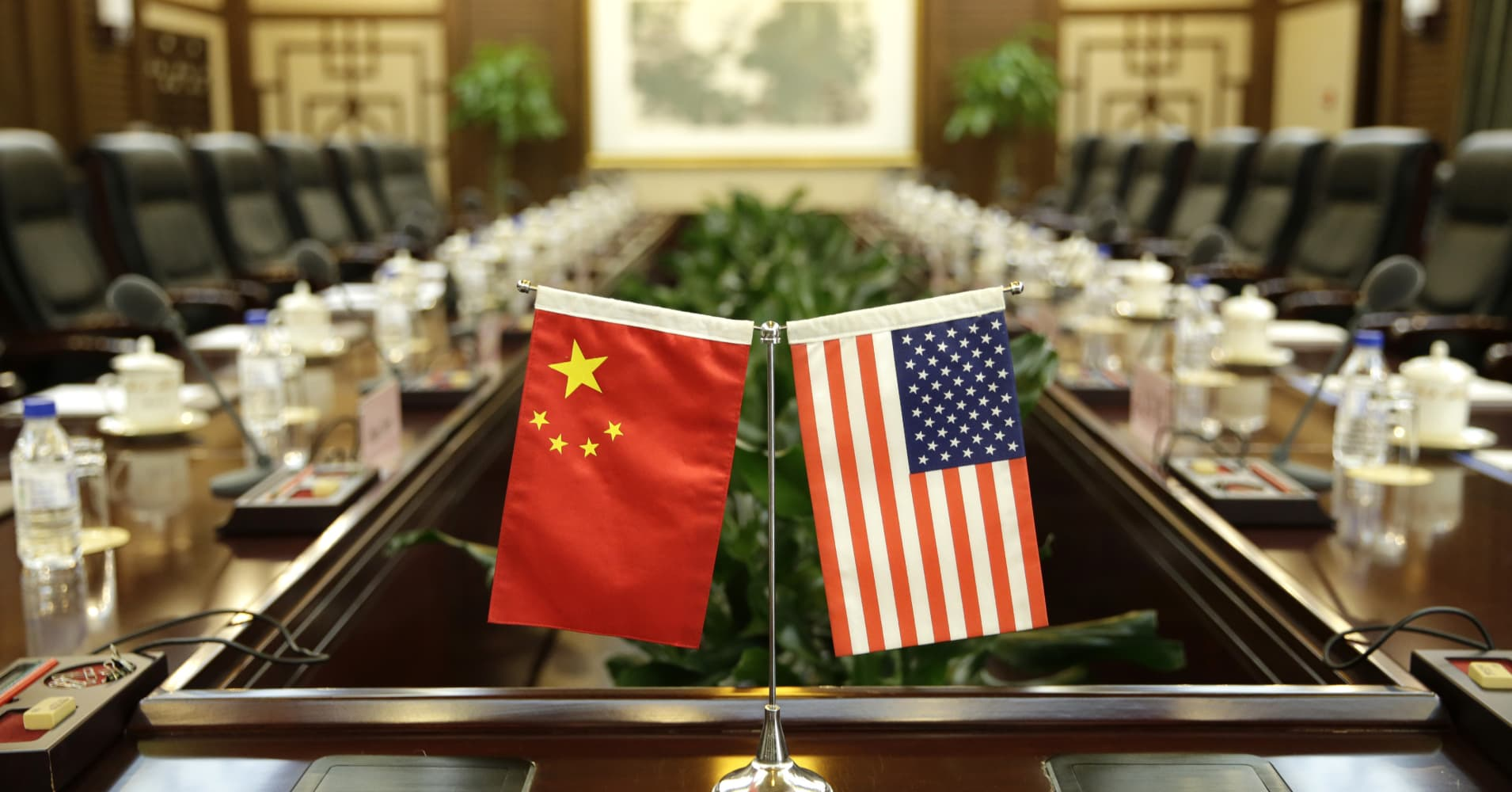 New round of US-China trade talks to kick off in Washington on Tuesday