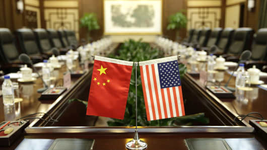 Image result for us china trade talks