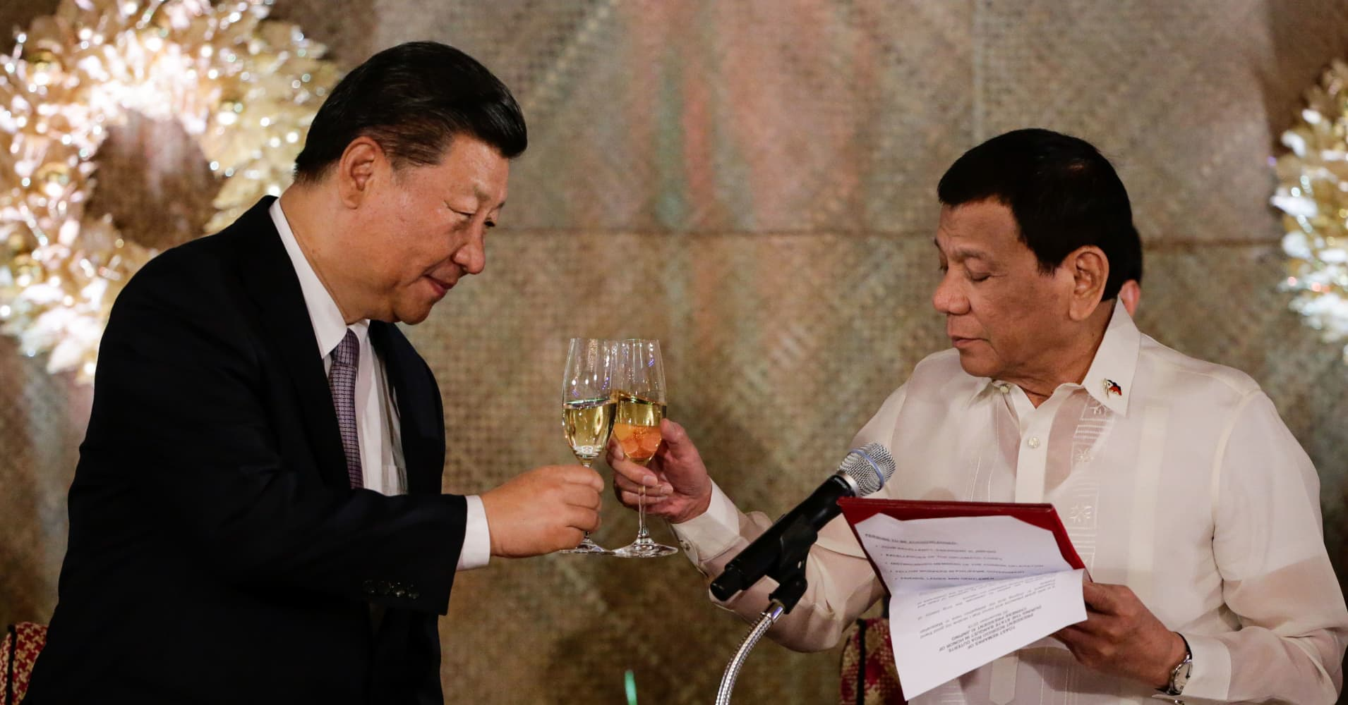 The Philippines' pivot toward China has yet to pay off, as Manila awaits promised funds