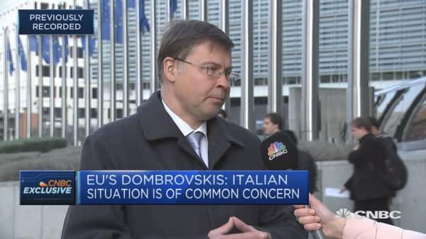 EU Commission takes step towards Excessive Deficit Procedure against Italy