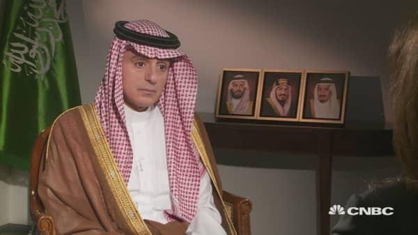 Kingdom of Saudi Arabia is committed to its leadership, says foreign minister