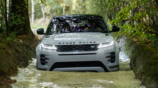 Jaguar Land Rover's Joe Eberhardt has a plan to make profits