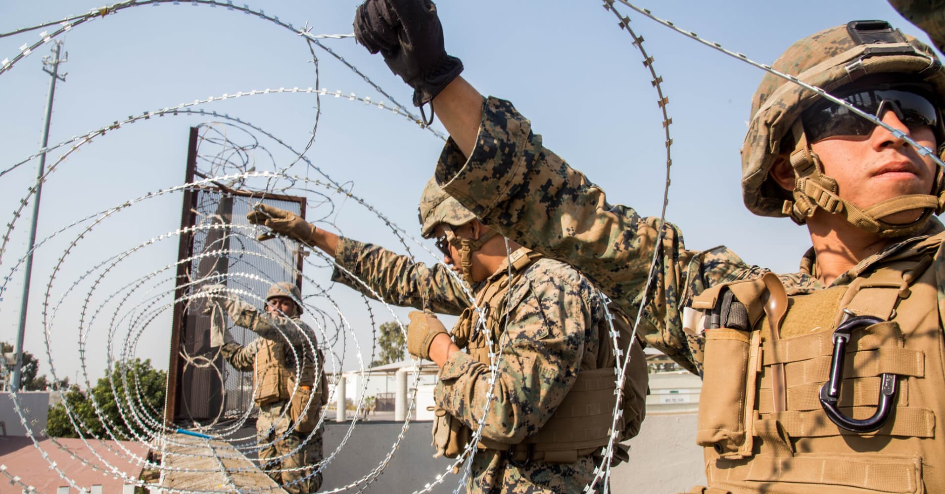 California Gov.-elect Newsom slams Trump border-closing threat as 'irresponsible, irrational'