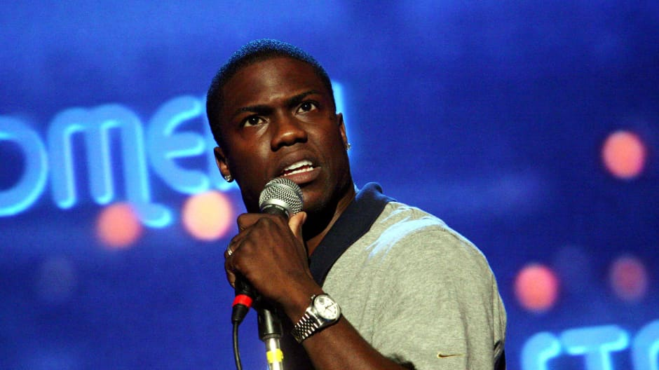 Kevin Hart was once told to quit comedy by the guy who discovered Eddie Murphy and Jerry Seinfeld