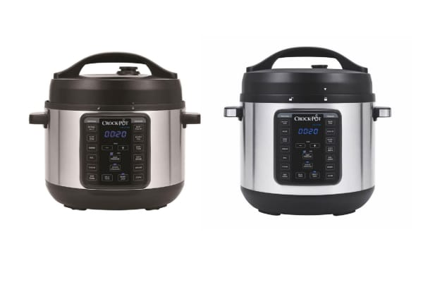 Crock-Pot released its new line of Express Crock Multi-Cookers in September 2018.
