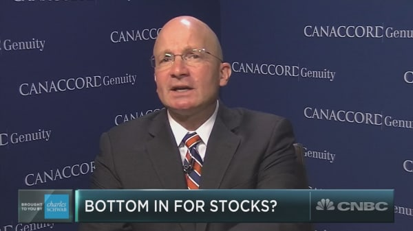 One of Wall Street's biggest bulls: Stick with stocks