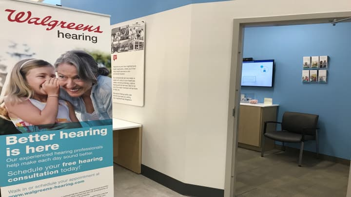 Walgreens is testing a health-focused concept at a store in Deerfield, Illinois.