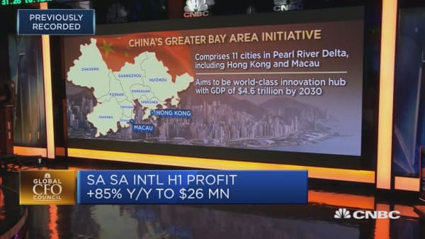 We could benefit from weaker economy: Sa Sa CFO